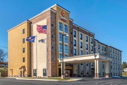 Photo of Comfort Suites Camp Hill-Harrisburg West