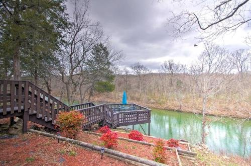 Photo of River Owl Townhome on South Fork River!