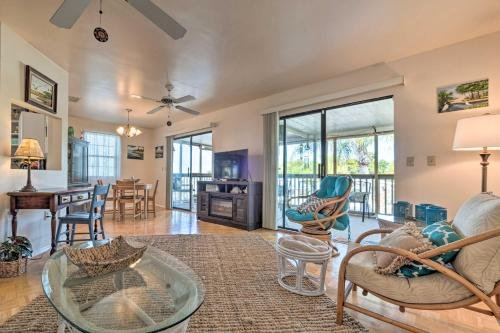 Photo of Serene Canal Front Home with Direct Gulf Access