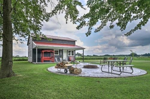 Photo of Cozy Haven of Rest Home with Amish Country Views!