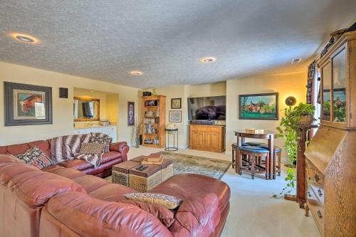Photo of Louisville Apt with Patio, Fire Pit and Game Room