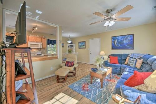 Photo of Beaufort Pad with Patio 3 Blocks to Waterfront