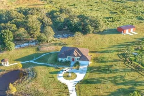 Photo of Ranch home in a 100 acre farm
