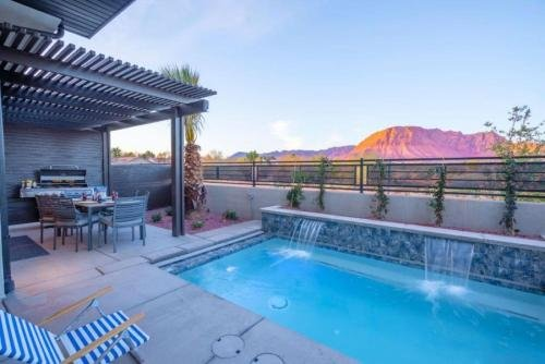 Photo of New Home! Private Pool * Private Hot Tub * Fire Pit
