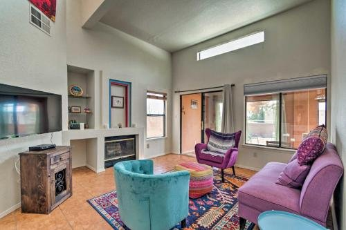 Photo of Las Cruces Home with Patio - 4 Mi to Downtown!
