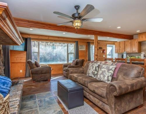 Photo of Provo Riverside Homestead - Hot Tubs - 3 Cabins Together on Provo River