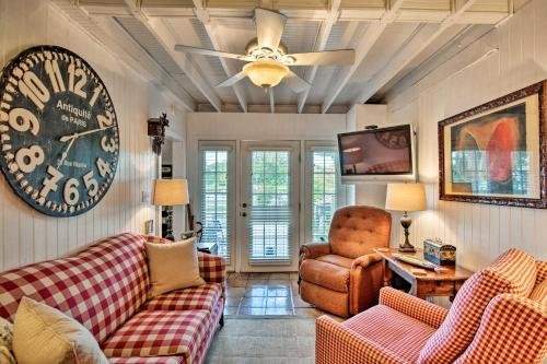 Photo of Altamonte Springs Home with Canoe on Lake Marion