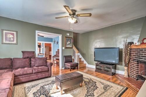 Photo of Suburban Home with Backyard Patio Less Than 7 Mi to Dtwn!