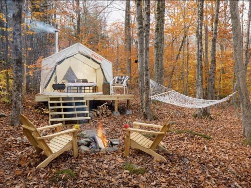 Photo of Tentrr Signature Site - Camping in the Woods of the Berkshires