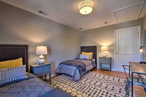 Photo of Modern Elizabeth Apt by Dining and NYC Transit!