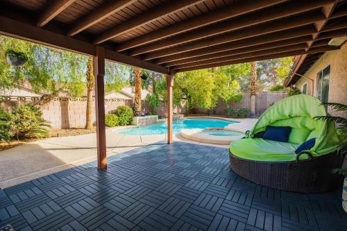 Photo of 2200 SqFt House W/Heated Pool Spa 14Min From Strip