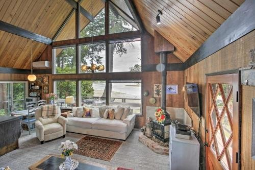 Photo of Waterfront Gig Harbor Property on the Puget Sound!
