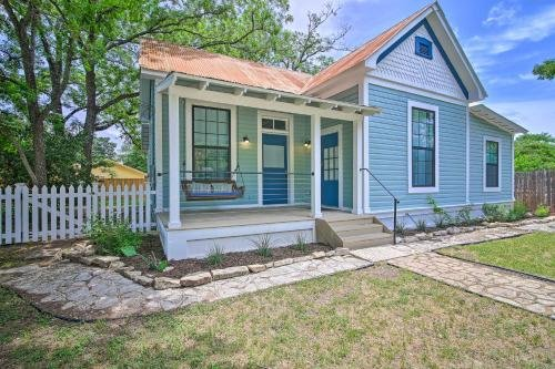 Photo of Updated Boerne Cottage Sip, Explore and Relax!
