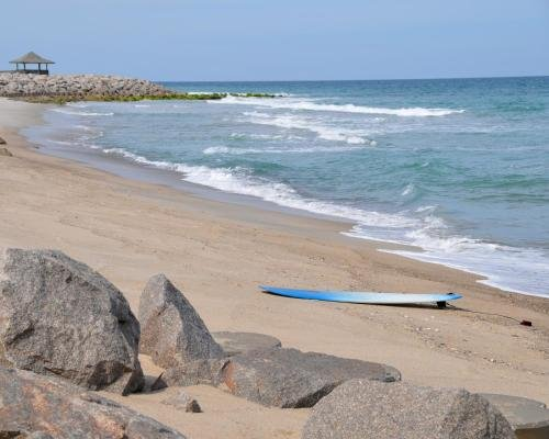 Photo of New Listing! Coastal Gem with Balconies, Near Beach Duplex
