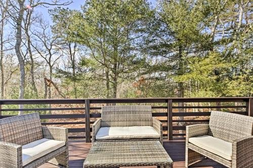 Photo of Cape Cod Apartment with Deck - 2 Miles to the Beach!