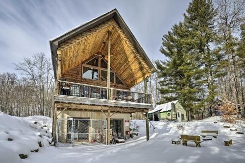 Photo of Quiet Adirondack Cabin on Private Lake!