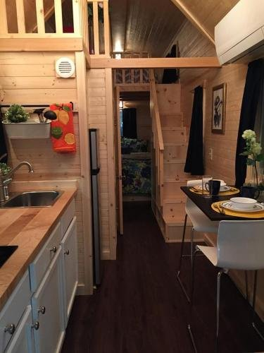 Photo of Tuxbury Pond Camping Resort Tiny House Clara