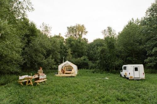 Photo of Tentrr - Private Peaceful Farm Venture