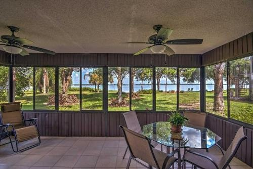 Photo of Charming Waterfront Home in Frostproof with Lake View