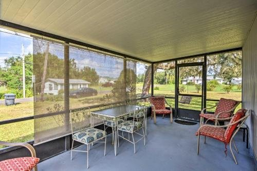 Photo of Family Home with Yard and Grill, Steps to Reedy Lake!