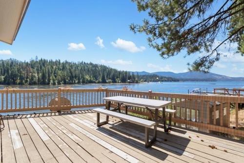 Photo of Private Lake Cabin