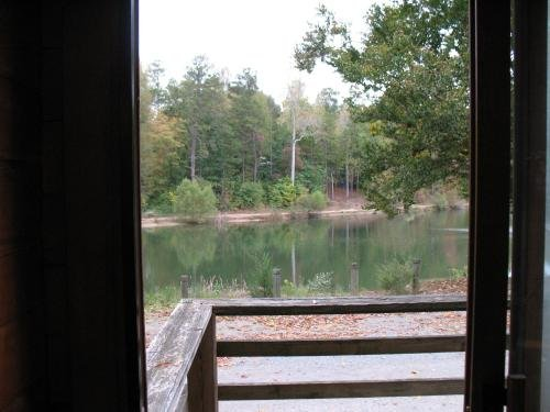 Photo of Forest Lake Camping Resort Lakefront Cabin 11