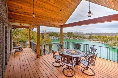 Photo of Tranquility Lake Getaway with Dock and Hot Tub!