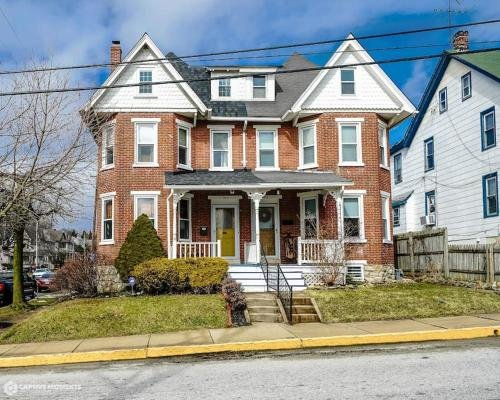 Photo of Quaint brick townhome in historic Kennett Square