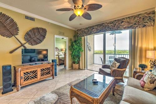 Photo of Classy River Strand Condo with Country Club Access!