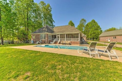Photo of Lake Norman Waterfront Escape with Pool and Dock!