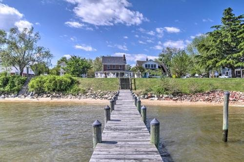Photo of Beautiful Colonial Home on the Choptank River