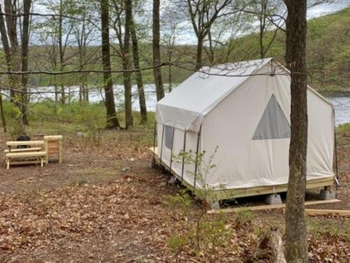 Photo of Tentrr State Park Site - Harriman State Park Silvermine - Middle