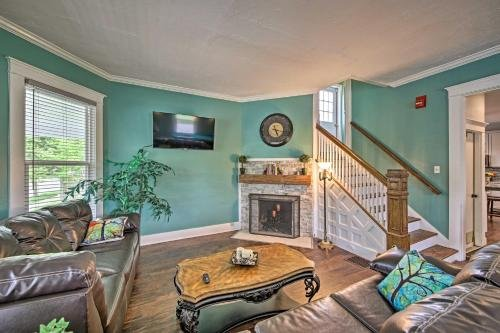 Photo of Historic Noblesville Home with Private Yard!