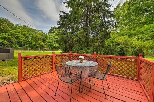 Photo of Charming Belmont Home about 13 Mi to City Center!