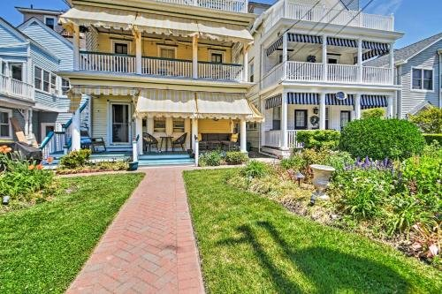 Photo of Ocean Grove Studio with A and C, 300 Feet to Beach!