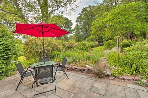 Photo of Charming Abode with Patio Walk to Town and River