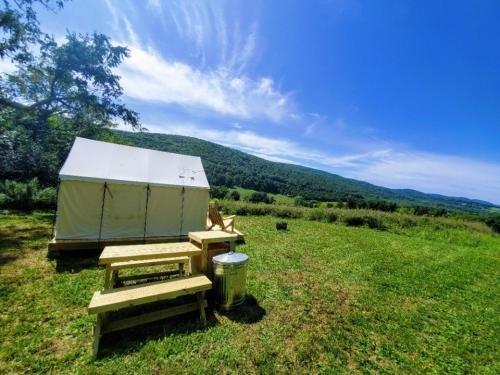 Photo of Tentrr Signature Site - Maybrook Farm - The Ridge