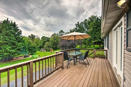 Photo of Family-Friendly Coatesville House with Fire Pit