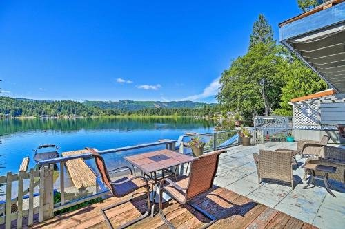 Photo of Dreamy Lakefront Home with Grill and Shared Dock!