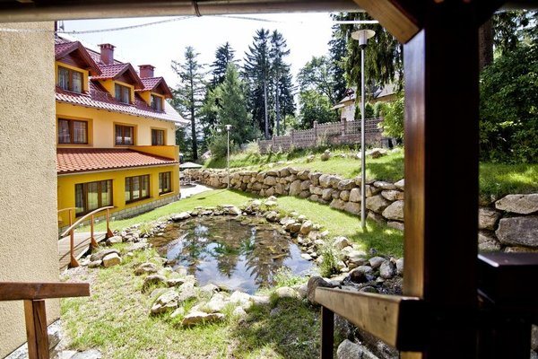 Hotel Dobry Klimat - фото 22