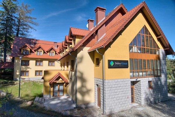 Hotel Dobry Klimat - фото 23