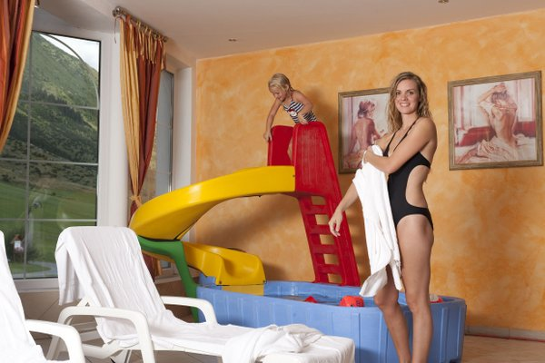 Alpenresidenz Ballunspitze Wellness- & Kinderhotel - фото 6