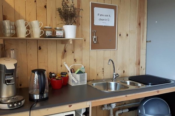 Hostel Domein Aan de Plas - фото 4