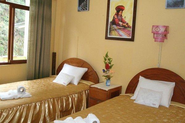 Гостиница «Camino Real Machupicchu B&B», Агуас Калиентес