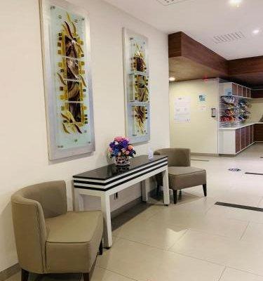 Hotel Samil Plaza - фото 7