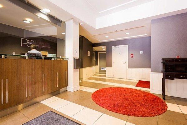 Premier Suites Brussels Lounge - фото 15