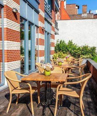 Premier Suites Brussels Lounge - фото 18