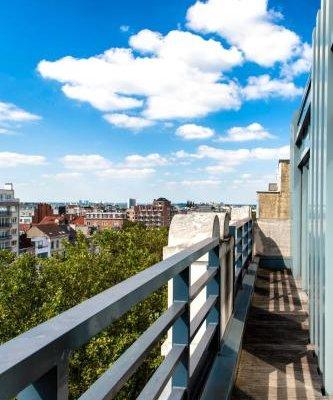 Premier Suites Brussels Lounge - фото 20