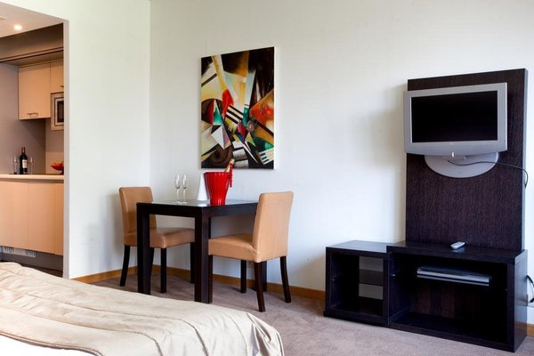 Premier Suites Brussels Lounge - фото 4