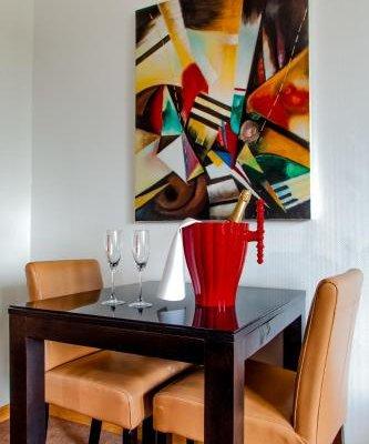 Premier Suites Brussels Lounge - фото 5